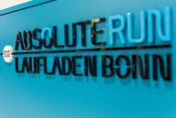 SPORT 2000 International - Presseaussendung 2019 - Absolute Run - Laufladen Bonn - Logo